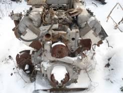 Двигатель в сборе. КАЗ