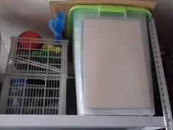 Возьму металлический стеллаж для коробок и ящиков