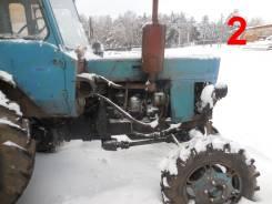МТЗ 82. Трактор в Томске