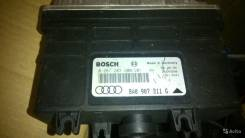 Блок управления двс. Audi 100, C4/4A, C4, 4A Двигатель AAE