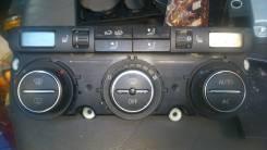 Блок управления климат-контролем. Volkswagen Passat, 3C2, 3C5, B6 Двигатели: AXX, AXZ, BKC, BKP, BLF, BLP, BLR, BLS, BLV, BLX, BLY, BMA, BMB, BMP, BMR...