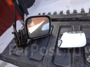 Зеркало заднего вида боковое. Isuzu Bighorn