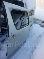 Дверь сдвижная. Nissan Elgrand, AVWE50 Двигатель QD32ETI