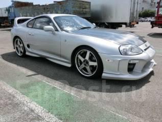 Toyota Supra. механика, задний, 3.0, бензин, б/п, нет птс. Под заказ