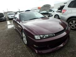 Nissan Silvia. механика, задний, 2.0, бензин, б/п, нет птс. Под заказ