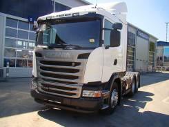 Scania Griffin. Продам тягач Scania G400 CA6x4HSA Griffin Camel 2016 в Томске, 13 000 куб. см., 30 000 кг.
