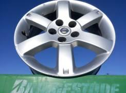 Nissan. 6.5x17, 5x114.30, ET40, ЦО 66,0мм.