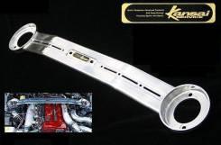 Распорка. Nissan Skyline, ER32, BNR32, BNR34, FR32, HR34, ER33, HR32, BCNR33, HNR32, ENR34, YHR32, HCR32, ENR33, ECR33, ECR32, HR33, ER34 Nissan GT-R....