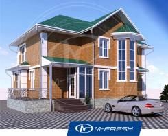 M-fresh Comfort (Покупайте сейчас со скидкой 20%! Узнайте! ). 200-300 кв. м., 2 этажа, 5 комнат, комбинированный