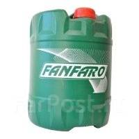 Fanfaro. Вязкость 0w20, синтетическое