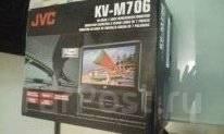 Электромонитор JVC- m706. 1 din. новый. оригинал