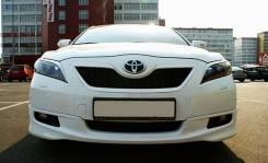Обвес кузова аэродинамический. Toyota Aurion, ACV40, GSV40 Toyota Camry, ACV40, ASV40, AHV40, GSV40, ACV45 Двигатели: 2AZFE, 2GRFE