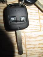 Ключ зажигания. Subaru