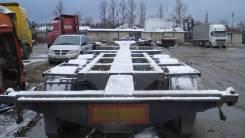 TEC. Продаётся полуприцеп-контейнеровоз, 43 000кг.