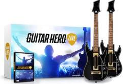 Guitar Hero Live Bundle [Гитара + игра](PS4)