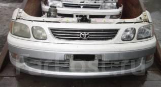 Ноускат. Toyota Estima