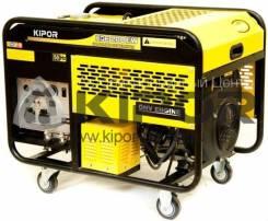 Продаю сварочный генератор Kipor KGE280EW. 1 000куб. см.