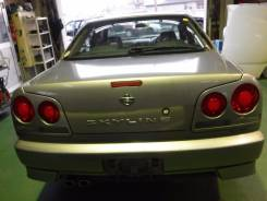 Nissan Skyline. ER34, RB25