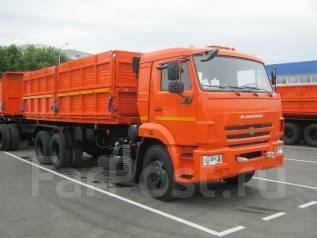 Камаз. Автомобиль-самосвал 45144-6091-19, 6 700 куб. см., 14 570 кг.