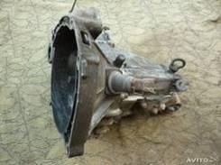 Механическая коробка переключения передач. Лада 1111 Ока