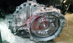 Автоматическая коробка переключения передач. Hyundai Sonata Hyundai NF