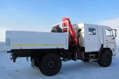Камаз 43118 Сайгак. Камаз 43118 с сдвоенной кабиной, 7 777 куб. см., 12 000 кг.