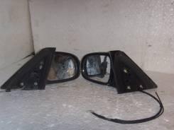 Зеркало заднего вида боковое. Toyota Duet, M100A