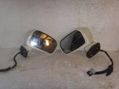 Зеркало заднего вида боковое. Honda Stream, RN3