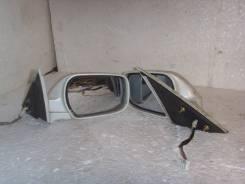 Зеркало заднего вида боковое. Nissan Laurel, HCC33
