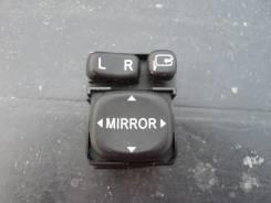 Блок управления зеркалами. Toyota Prius, NHW20 Двигатель 1NZFXE