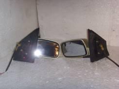 Зеркало заднего вида боковое. Toyota Platz