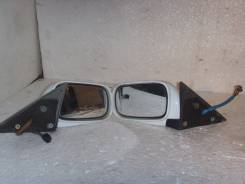 Зеркало заднего вида боковое. Subaru Legacy, BE5 Subaru Legacy B4, BE5