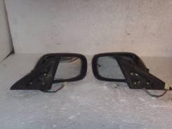 Зеркало заднего вида боковое. Toyota Carina, AT211