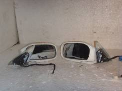 Зеркало заднего вида боковое. Toyota Crown, GS141