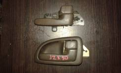 Ручка двери внутренняя. Toyota Mark II, JZX93, SX90, JZX91, JZX90, JZX90E, JZX91E, GX90 Toyota Chaser, GX90, JZX90, JZX91, JZX93, SX90