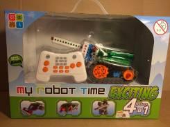 Радиоуправляемые роботы.