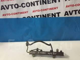 Топливная рейка. Nissan X-Trail, NT30 Двигатель QR20DE
