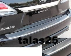 Накладка на бампер. Lexus RX270, AGL10W, AGL10, GYL15, GGL15 Lexus RX350, GGL15W, GGL16W, GYL15, GGL10W, GGL15, AGL10 Lexus RX450h, GYL15W, GYL16W, AG...