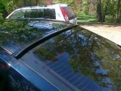 Спойлер на заднее стекло. Audi A6, 4F2/C6, 4F5/C6