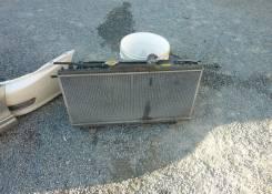 Радиатор охлаждения двигателя. Toyota Corona Premio, ST210 Двигатели: 3SFE, 3SFSE