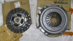 Сцепление. Nissan Civilian, BHW41, BJW41 Nissan Patrol, Y61 Двигатели: TD42T, ZD30DDTI