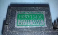 Блок управления свечами накала. Nissan Patrol