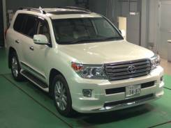 Toyota Land Cruiser 200. 202