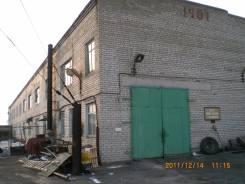 Сдам в аренду капитальные помещения и склады от 70 до 2400 кв. м.