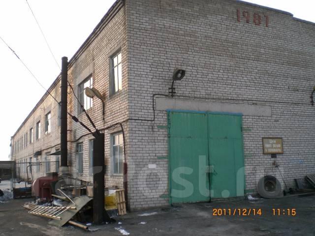 Продам готовый произв-ный бизнес с территорией 11 864 и 14 287 кв. м.