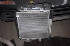 Радиатор охлаждения двигателя. Toyota Passo, QNC10 Daihatsu Boon, M310S
