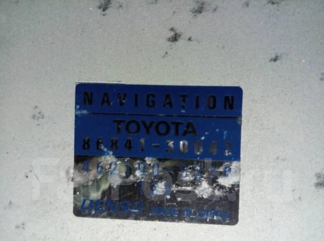 Блок управления навигацией. Toyota Aristo, JZS160, JZS161 Lexus GS300, JZS160 Двигатели: 2JZGTE, 2JZGE