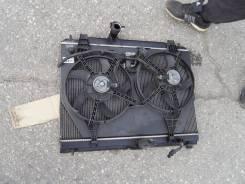 Радиатор охлаждения двигателя. Nissan Serena, C25 Двигатель MR20DE