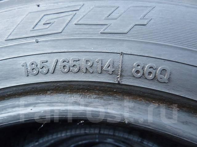 Toyo Garit G4. Зимние, без шипов, износ: 5%, 2 шт