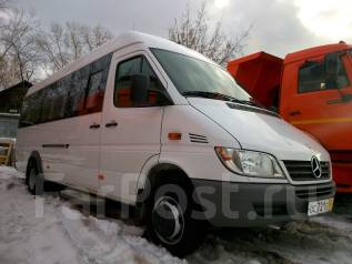 Mercedes-Benz Sprinter 411 CDI. Новый Турист Classic 411, 2 150 куб. см.